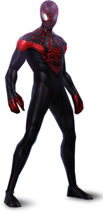 Miles Morales (Earth-TRN012) from Marvel Future Fight 003