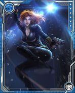Natalia Romanova (Earth-616) from Marvel War of Heroes 005
