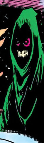 Paranoia (Demon) (Earth-616) from Venom The Madness Vol 1 2 0001