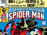Peter Parker, The Spectacular Spider-Man Vol 1 60