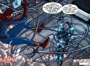 Peter Parker and Otto Octavius (Earth-616) from Amazing Spider-Man Vol 1 600 0001