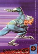 Pietro Maximoff (Earth-616) from 1994 Ultra X-Men (Trading Cards) 0001
