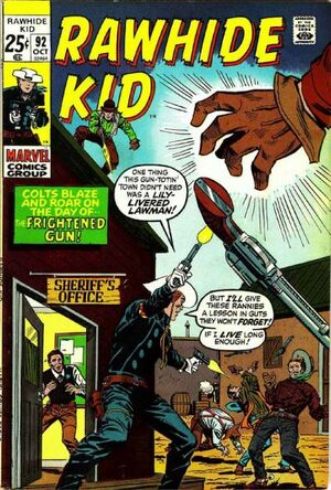 Rawhide Kid Vol 1 92