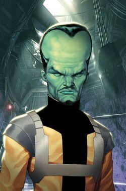 Samuel Sterns (Earth-616) from Incredible Hulk Vol 1 603