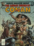Savage Sword of Conan Vol 1 90