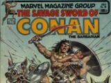 Savage Sword of Conan Vol 1 90