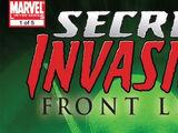 Secret Invasion: Front Line Vol 1 1