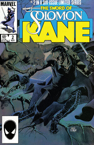 Solomon Kane Vol 1 2
