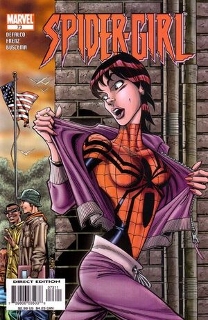 Spider-Girl Vol 1 73