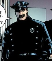 Taylor (NYPD) (Earth-616) from Mystery Men Vol 1 1 0001