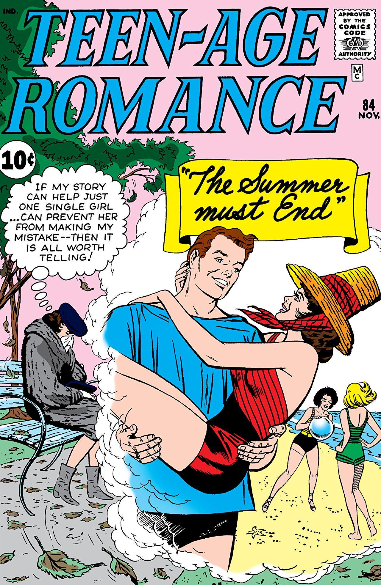 Teen-Age Romance Vol 1 84