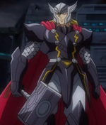Thor Odinson (Earth-14042) from Marvel Disk Wars The Avengers Season 1 1 001