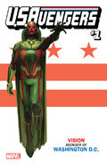 U.S.Avengers Vol 1 1 Washington D.C. Variant
