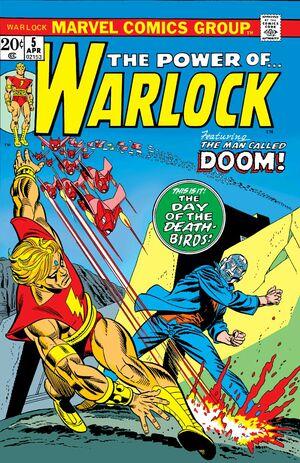 Warlock Vol 1 5