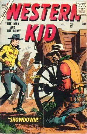 Western Kid Vol 1 13
