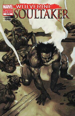 Wolverine Soultaker Vol 1 4