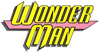 Wonder Man Logo