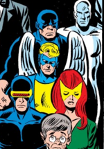 X-Men (Earth-8320) from What If? Vol 1 42 0001