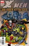 X-Men Deadly Genesis Vol 1 1