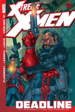X-Treme X-Men Vol 1 5