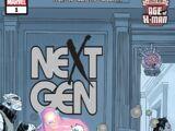 Age of X-Man: Nextgen Vol 1 1