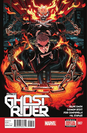All-New Ghost Rider Vol 1 7