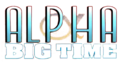 Alpha Big Time (2013) logo.png