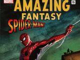 Amazing Fantasy 15: Spider-Man! Vol 1 1