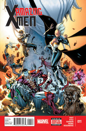 Amazing X-Men Vol 2 11