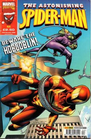 Astonishing Spider-Man Vol 2 44