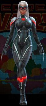 Black Widow Secret Wars 2099 Uniform from Marvel Future Fight 001