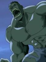 Bruce Banner (Earth-3488) from Ultimate Avengers The Movie 0001