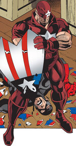 Clinton McIntyre (Earth-616) from Captain America Vol 3 33 0001