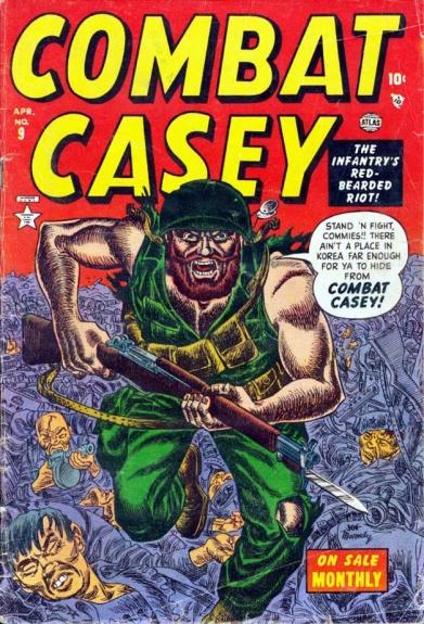 Combat Casey Vol 1 9