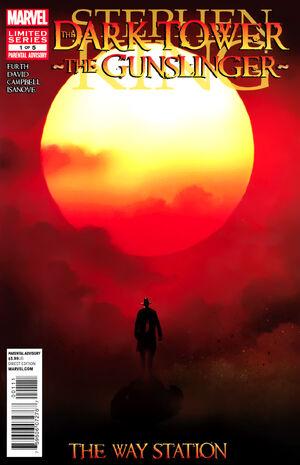 Dark Tower The Gunslinger - The Way Station Vol 1 1