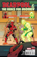 Deadpool & the Mercs for Money Vol 2 2