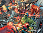 Earth-21261 from Age of Ultron vs. Marvel Zombies Vol 1 1 0001