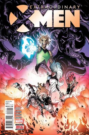 Extraordinary X-Men Vol 1 15