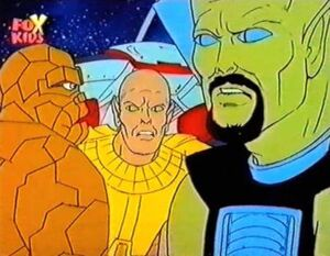 Fantastic Four (1978 animated series) Season 1 7 Screenshot