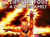 Fantastic Four: A Death in the Family Vol 1