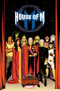 House of M Vol 2 1 Textless