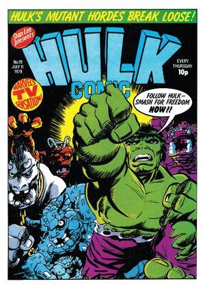 Hulk Comic (UK) Vol 1 19