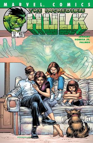 Incredible Hulk Vol 2 27