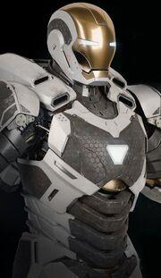 Iron Man Armor MK XXXIX (Earth-199999) 002