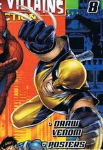 James Howlett (Earth-10995) Spider-Man Heroes & Villains Collection Vol 1 8
