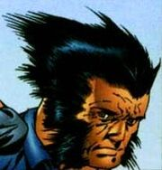 James Howlett (Earth-Unknown) from WildC.A.T.s X-Men Vol 1 The Dark Age 001