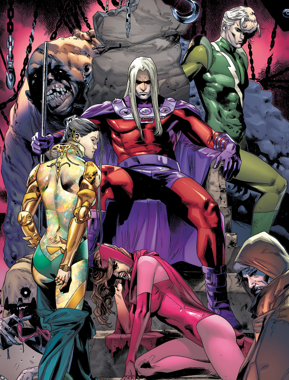 marvel comics database