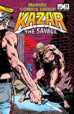 Ka-Zar the Savage Vol 1 19