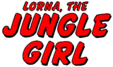 Lorna the Jungle Girl (1954) Marvel logo