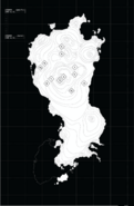 Map of Krakoa (Earth-616) from House of X Vol 1 1 001
